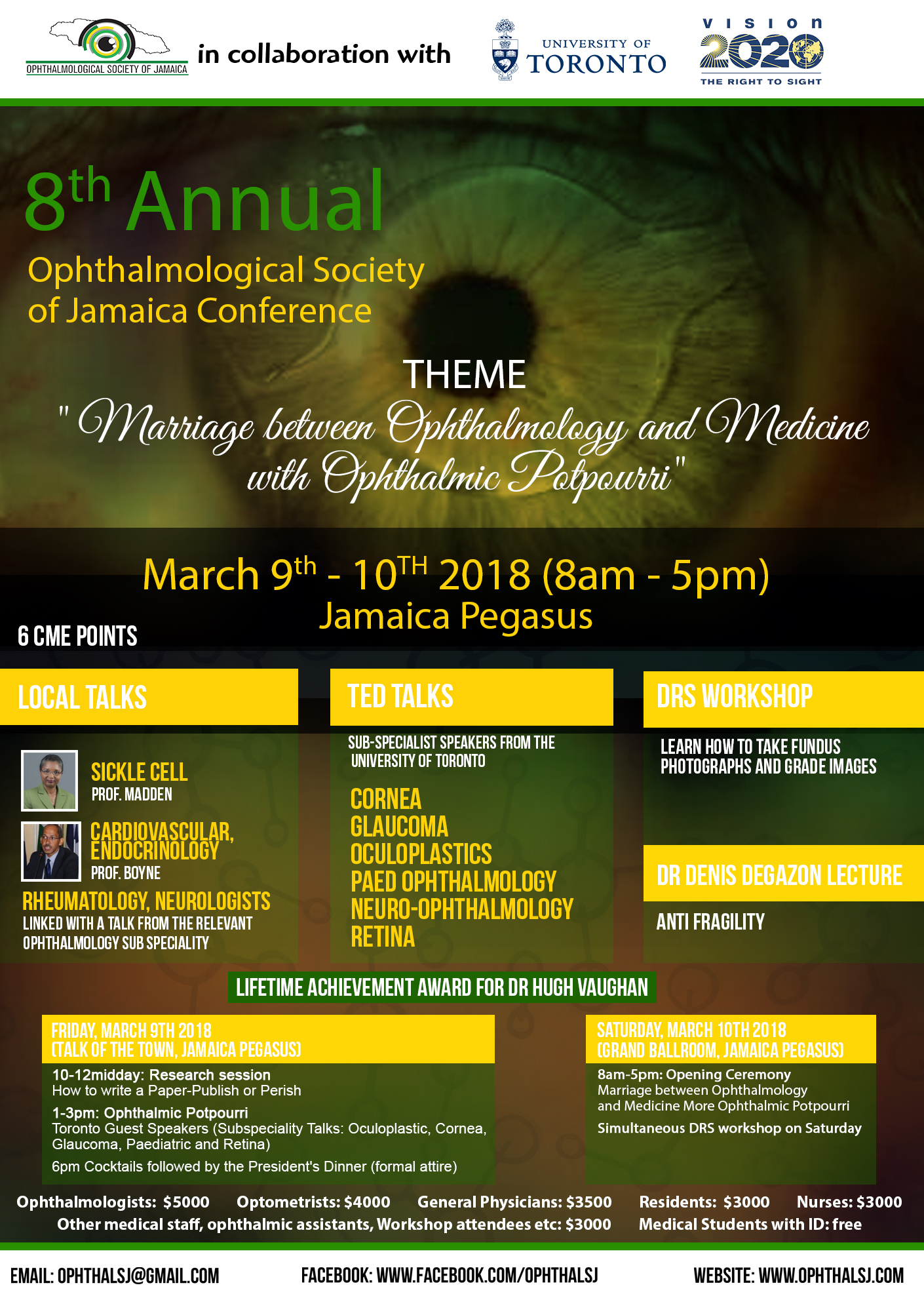 Ophthalmological Society of Jamaica